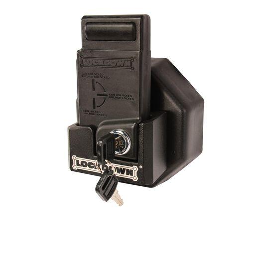 AR-15 Mag Well Lock