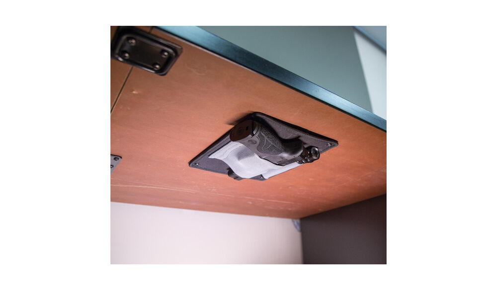 Under Desk Holster