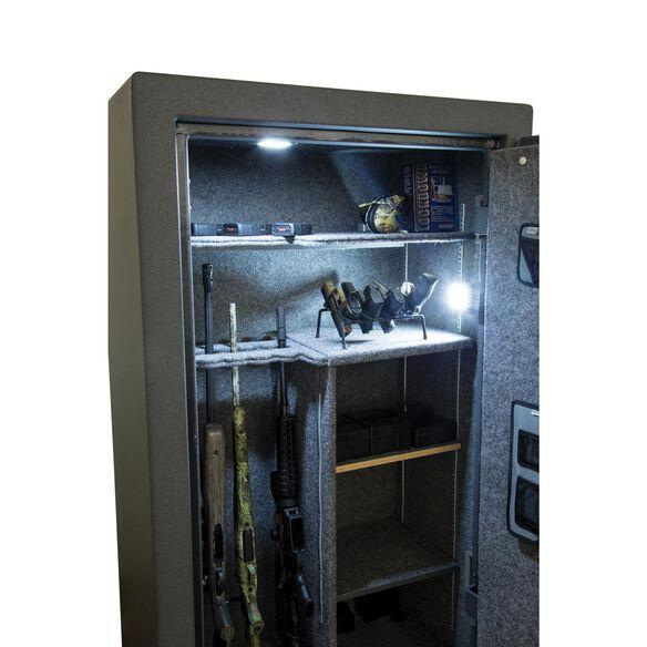Automatic Cordless 25 LED Vault Light, 2pk