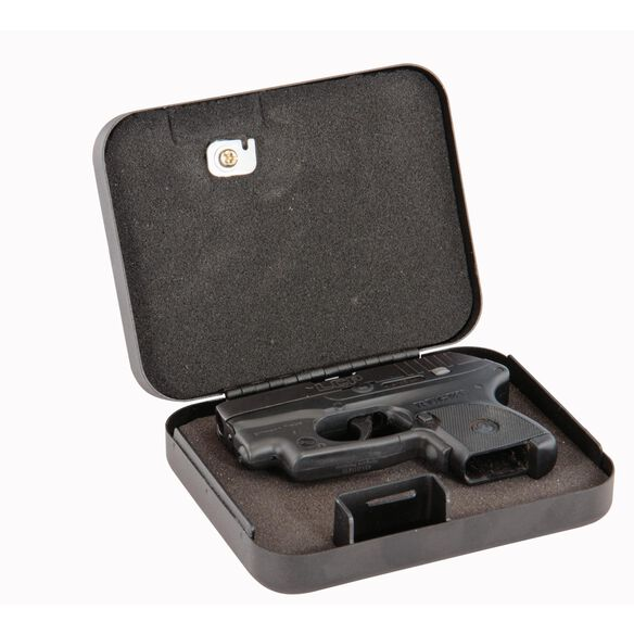 Handgun Vault, Keyed, Ultra-Compact