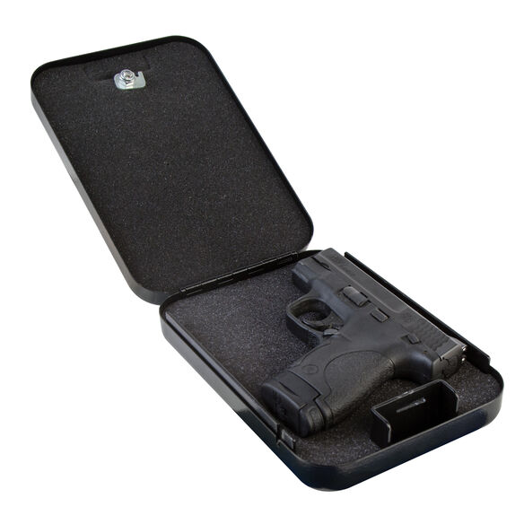 Handgun Vault, Keyed, Compact
