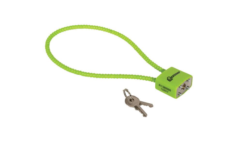 """15"""" Cable Gun Lock"""
