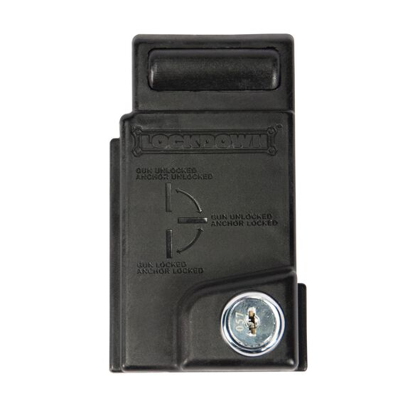 Lockdown AR Mag Well Lock