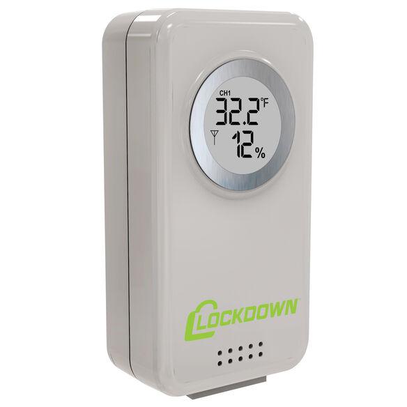 Wireless Digital Hygrometer