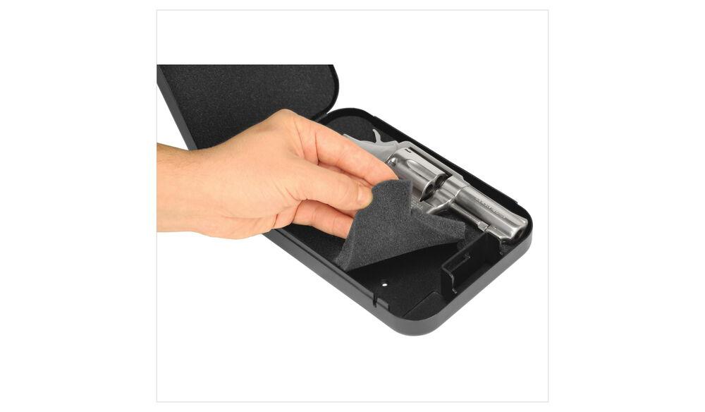 Handgun Vault, Keyed, Large