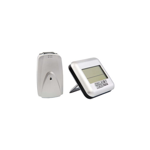 Golden Rod Digital Wireless Hygrometer